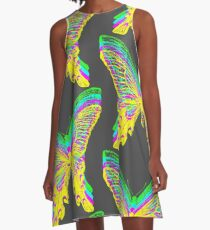 The Butterfly Effect A-Line Dress