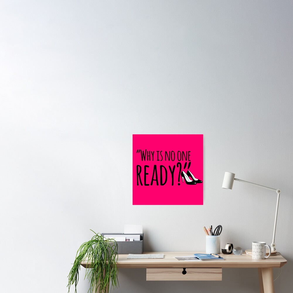 No One Ready Poster