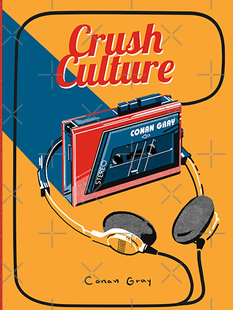 conan gray crush culture by hlncxiiiv