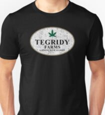 Tegridy Farms - Farming With Tegridy Unisex T-Shirt