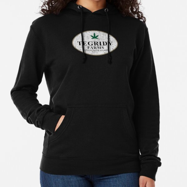 Tegridy Farms - Farming With Tegridy Lightweight Hoodie