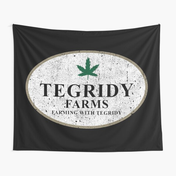 Tegridy Farms - Cultiver avec Tegridy Tentures