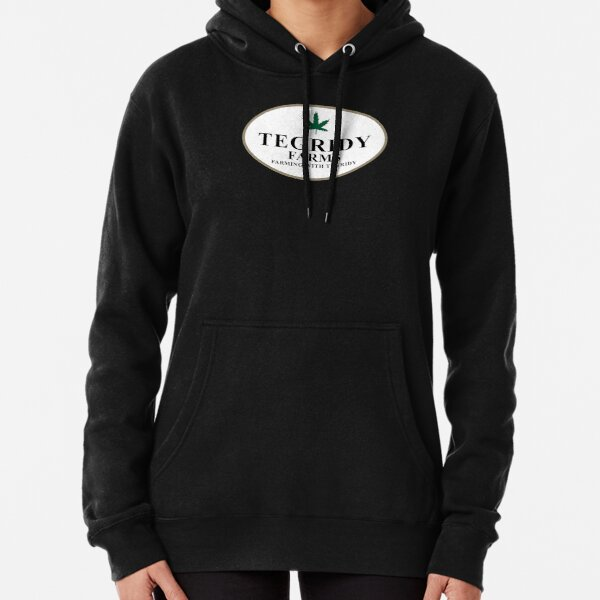 Tegridy Farms Pullover Hoodie