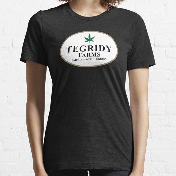 Tegridy Farms Essential T-Shirt