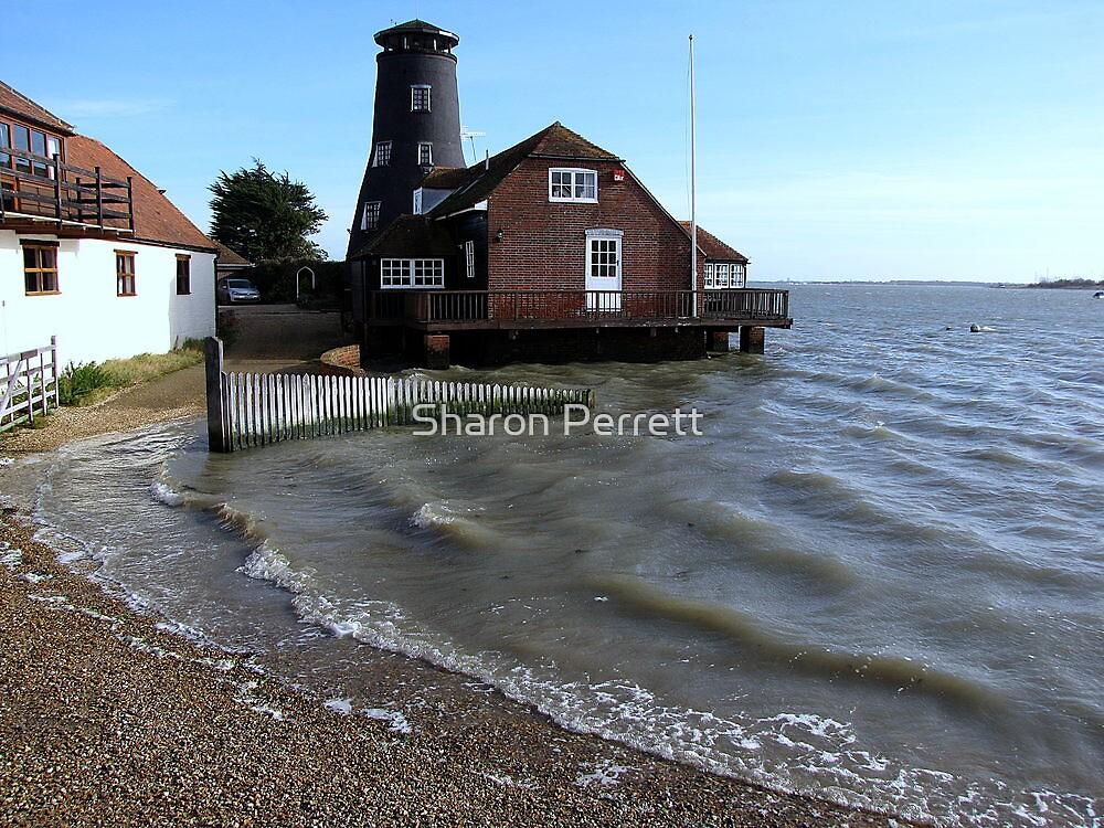 Langstone Harbour - The Royal Oak by Sharon Perrett