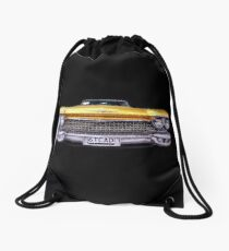 1960 Cadillac Drawstring Bag