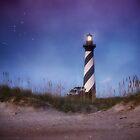 Cape Hatteras Light by Kathy Weaver