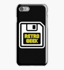 Retro Geek iPhone Case/Skin
