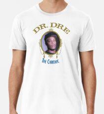 Camiseta premium para hombre Dr. Dre El Crónico