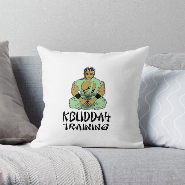 KBuddah Simple Logo  Throw Pillow