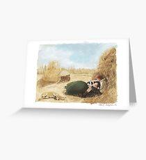 lallybroch2 Greeting Card