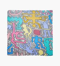 KEITH HARING Scarf