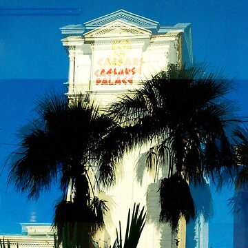 Another DT View of Caesar's Palace by Habenero