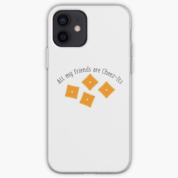 Cheez-Its iPhone Soft Case