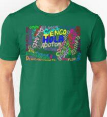 Espanol esoterico Unisex T-Shirt