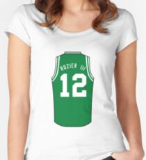 Terry Rozier Jersey Women s Fitted Scoop T-Shirt b58a8c297