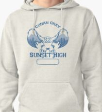 conan gray sunset high Pullover Hoodie