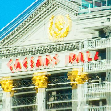 Caesar's Palace on the DT Tour by Habenero