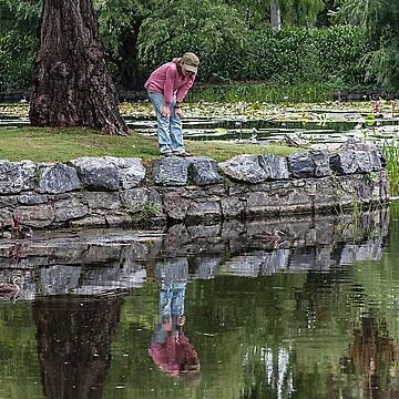 Reflection Fascination by MarylouBadeaux