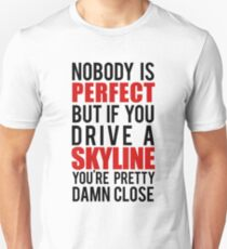 Skyline Owners Slim Fit T-Shirt