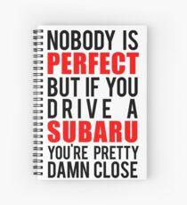 Cuaderno de espiral Propietarios Subaru