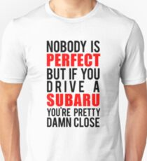 Subaru Owners  Unisex T-Shirt
