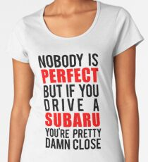 Subaru Owners  Women's Premium T-Shirt