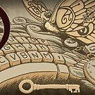 Manati Herz Banner von Caracan Draco von Manati Herz
