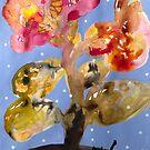 magische Blume von Marianna Tankelevich