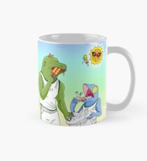 Lizard Basketball Team Classic Mug