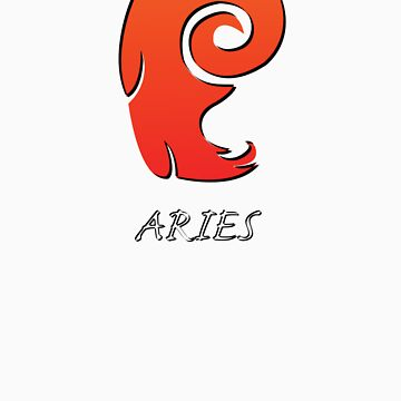 aries star sign by paulv