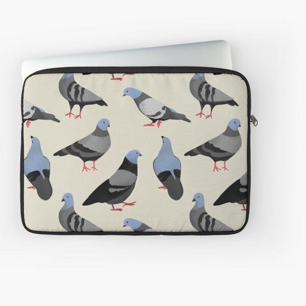Design 33 - The Pigeons Laptop Sleeve