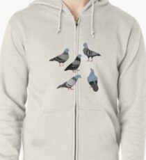 Day 33 of 365 Days of Design Zipped Hoodie