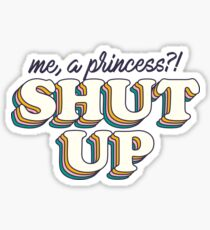 Princess Diaries Sticker