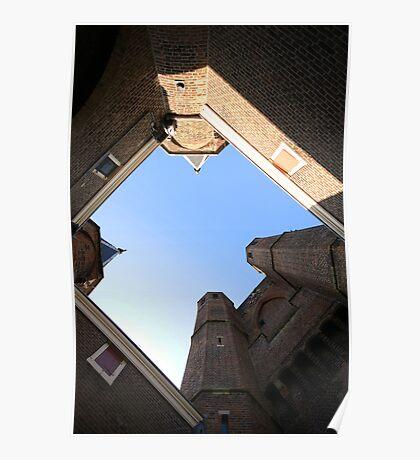 Amsterdamse Poort Poster