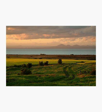 Corio Bay Sunset,Bellarine Peninsula Photographic Print