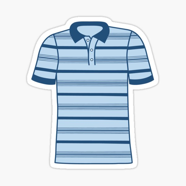 Evan Hansen Shirt Sticker