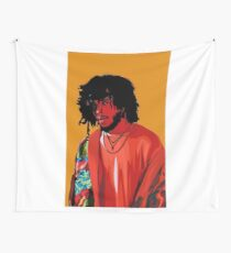 6lack  Wall Tapestry