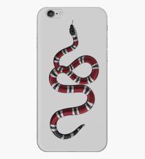 Vinilo o funda para iPhone Serpiente de gucci