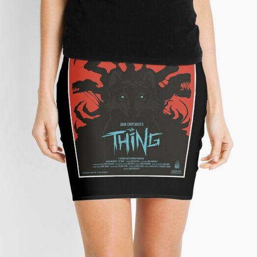 the thing horror movie poster - 2011 ending Mini Skirt