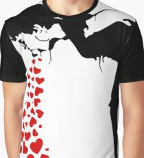 Lovesick - Banksy, Streetart Street Art, Grafitti, Artwork, Design For Men, Women, Kids Graphic T-Shirt