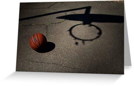 Basketball Hoops by James Deypalan