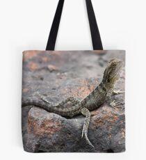 Physignathus lesueurii Tote Bag