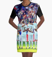Vestido camiseta Real Madrid equipo completo
