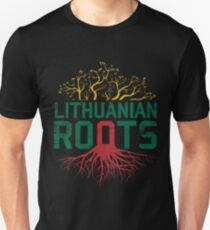 Lithuania nationality Unisex T-Shirt