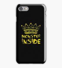 Monster Inside iPhone Case/Skin