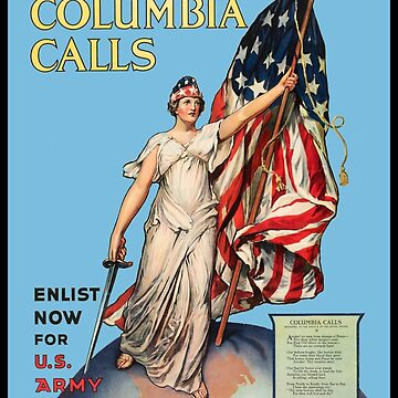Columbia Calss - US Army by NativeAmerica