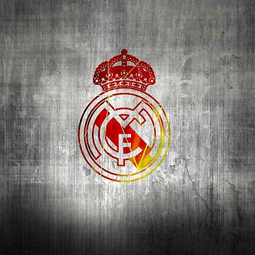 real madrid logo by irmatitaseptia