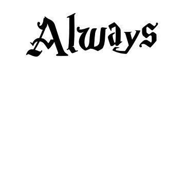 Always by iguess