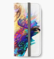 Papillion iPhone Wallet/Case/Skin